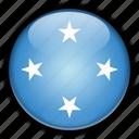 micronesia, oceania icon