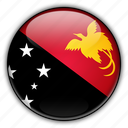 guinea, new, oceania, papua icon