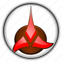 klingon, other icon