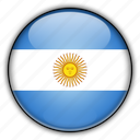 america, argentina, south icon