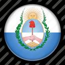 america, argentina, mendoza, south icon