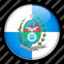 america, brazil, de, janeiro, rio, south icon
