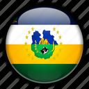 america, guarico, south, venezuela icon
