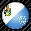 america, south, sucre, venezuela icon