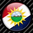 america, south, venezuela, yaracuy icon