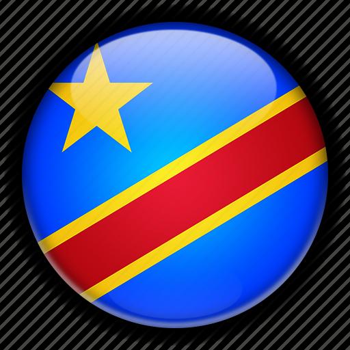 africa, congo, democratic, of, republic, the icon