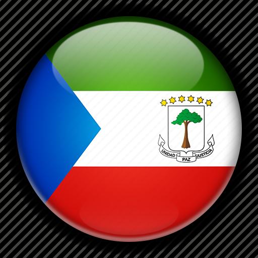 africa, equatorial, guinea icon