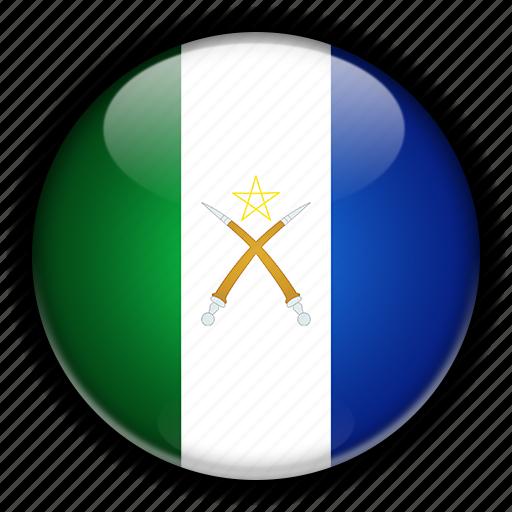 afar, africa, ethiopia icon