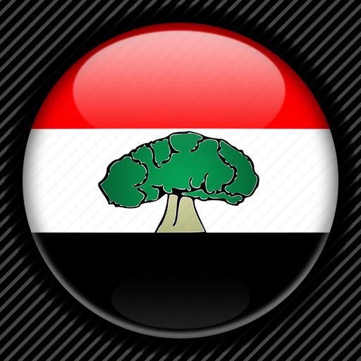africa, ethiopia, oromia icon