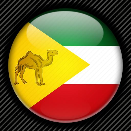 africa, ethiopia, somali icon