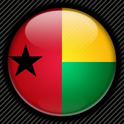 africa, bissau, guinea icon