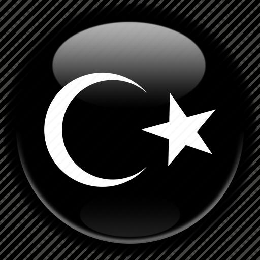 africa, cyrenaica, libya icon