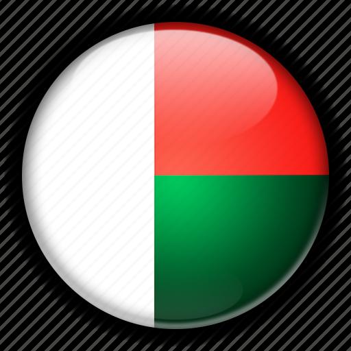 africa, madagascar icon