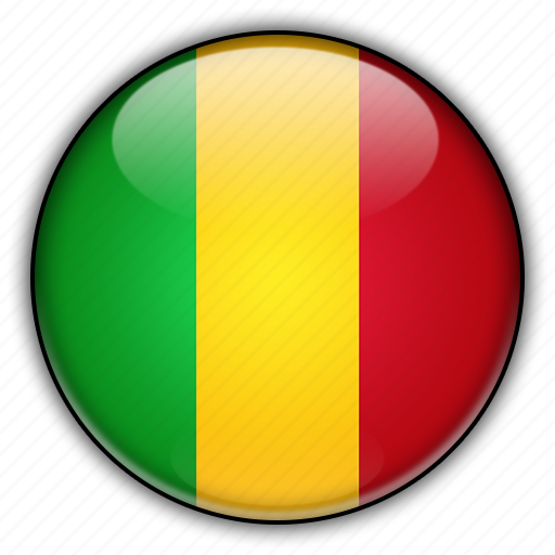 africa, mali icon