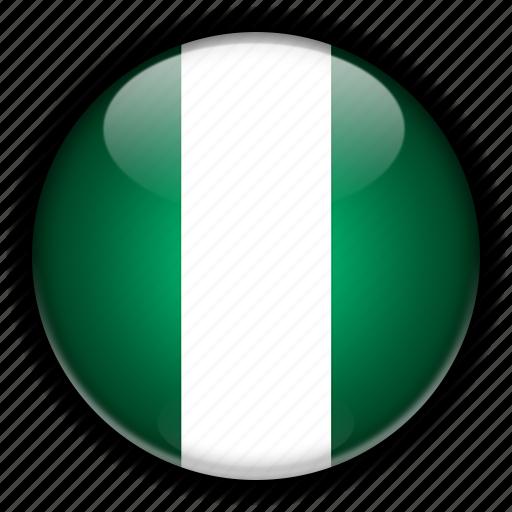 africa, nigeria icon
