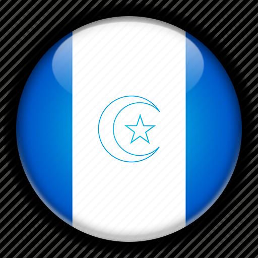 africa, awdalland, somalia icon