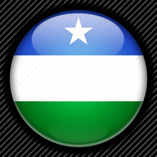 africa, puntland, somalia icon