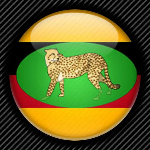 africa, eastern, equatoria, south, sudan icon