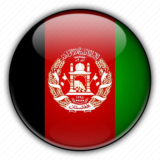 afghanistan, asia icon