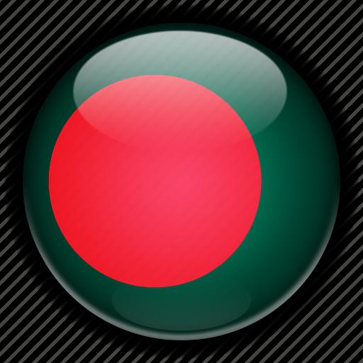 asia, bangladesh icon