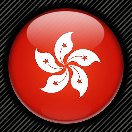 asia, china, hong, kong icon