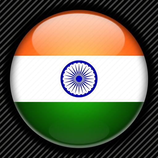 asia, india icon