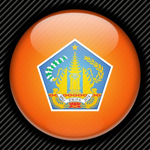 asia, bali, indonesia icon