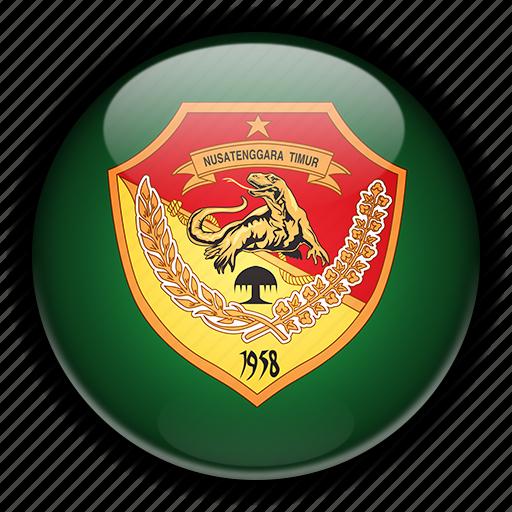 asia, east, indonesia, nusa, tenggara icon