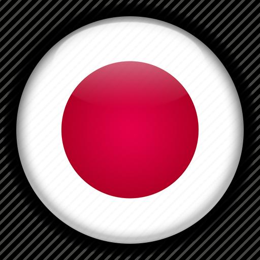 asia, japan icon