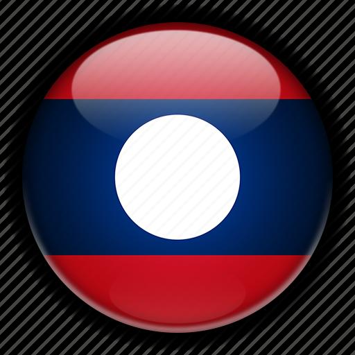 asia, laos icon