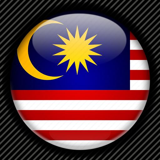 asia, malaysia icon