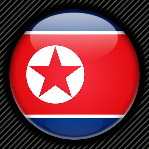 asia, korea, north icon