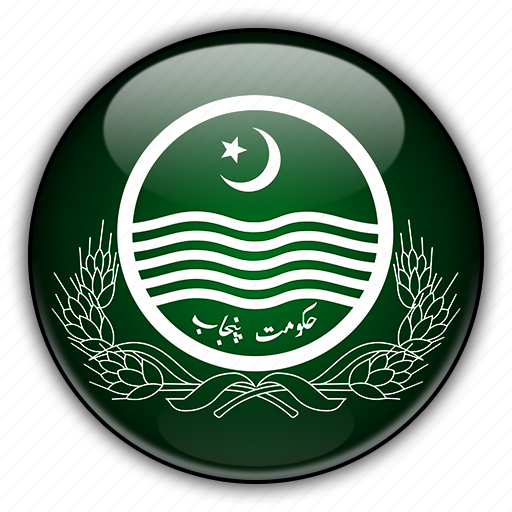 asia, pakistan, punjab icon