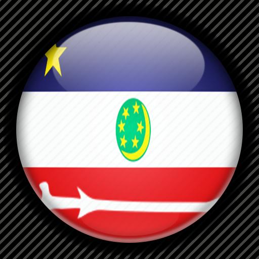 asia, autonomous, in, mindanao, muslim, philippines, region icon