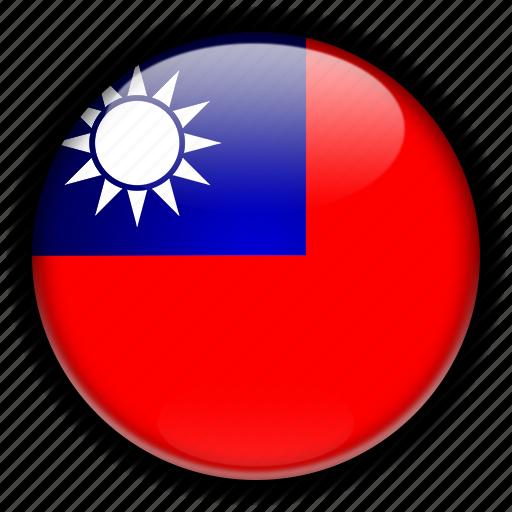 asia, china, of, republic icon