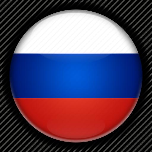 asia, russia icon