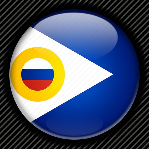 asia, chukotka, russia icon