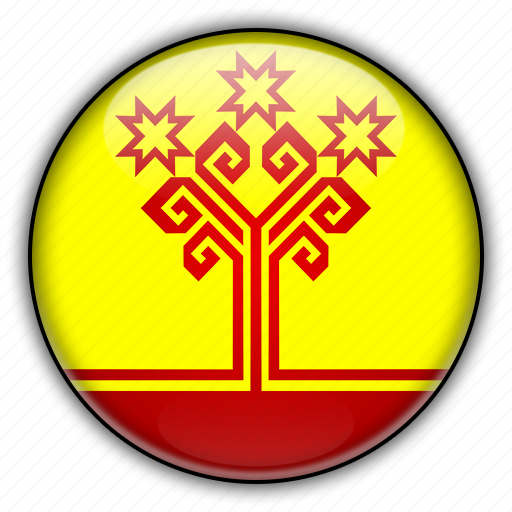 asia, chuvashia, russia icon