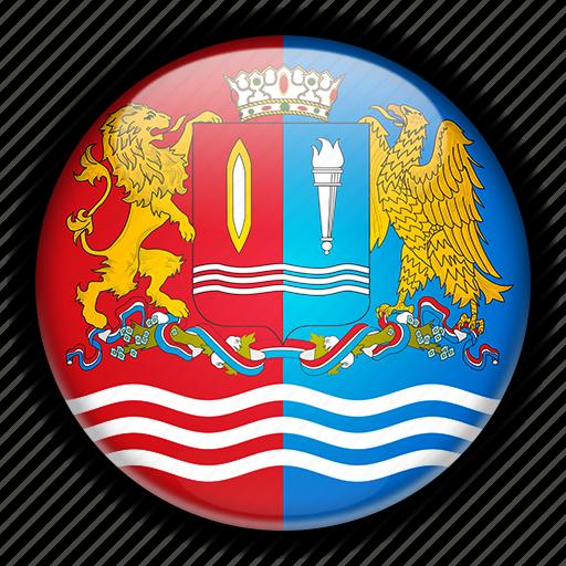 asia, ivanovo, russia icon