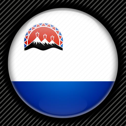 asia, kamchatka, russia icon