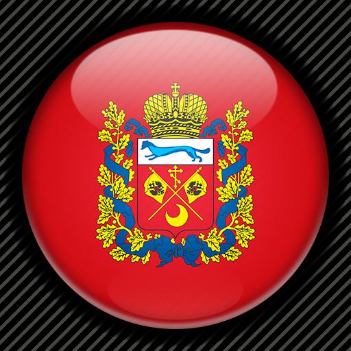 asia, orenburg, russia icon