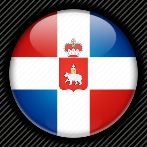 asia, perm, russia icon