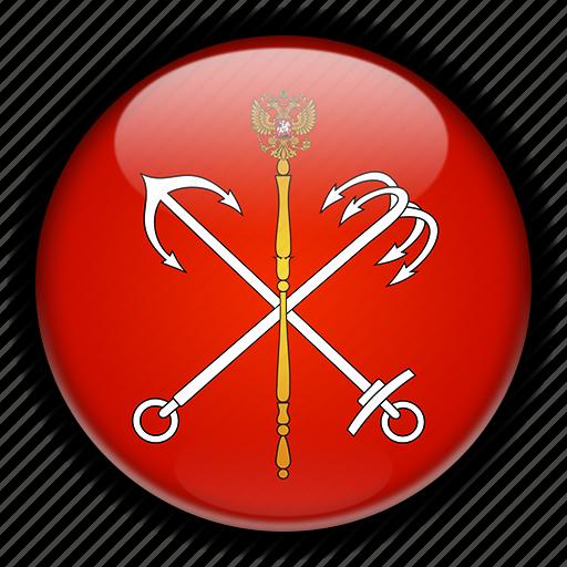 asia, petersburg, russia, saint icon