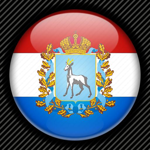 asia, russia, samara icon