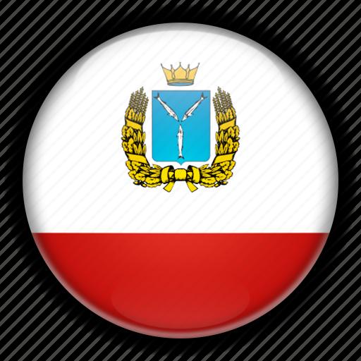 asia, russia, saratov icon