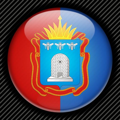 asia, russia, tambov icon
