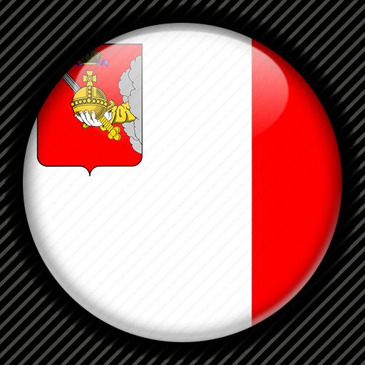 asia, russia, vologda icon