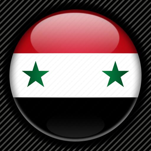 asia, syria icon