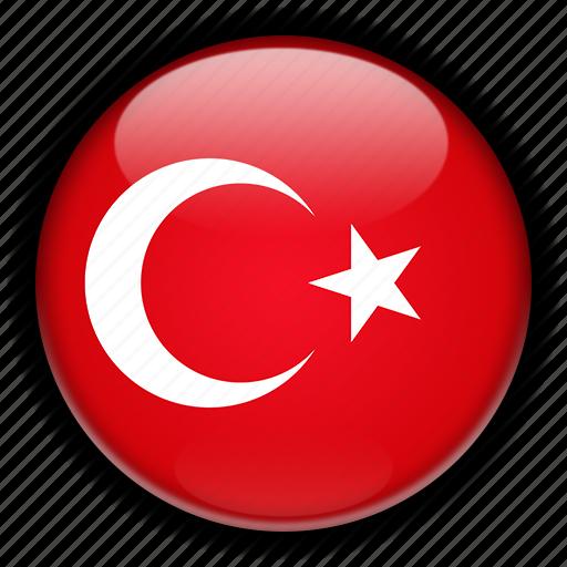 asia, turkey icon