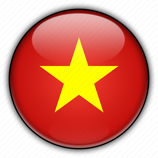 asia, vietnam icon